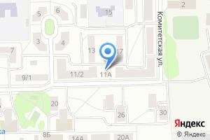 Компания «Огуз» на карте