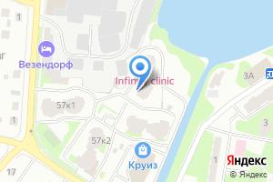 Компания «Беринг сервис» на карте