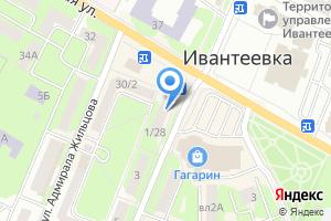 Компания «Белорусский гостинец» на карте