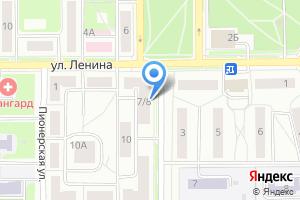 Компания «Мастерская по ремонту одежды и обуви на Ленина» на карте
