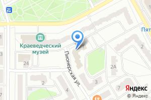 Компания «Седьмой квартал» на карте