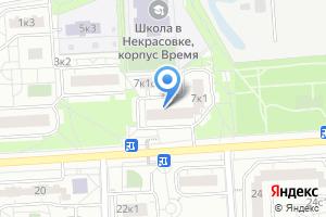 Компания «Айданиэль» на карте