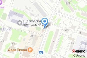 Компания «Сиреневый ряд» на карте