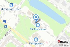 Компания «Пивной Экспресс» на карте