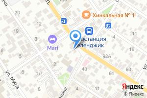 Компания «Цветы 24» на карте