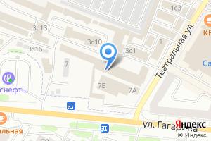 Компания «Миал+» на карте