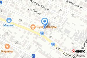 Компания «Эни Роз» на карте