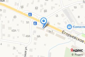 Компания «Сад и дача» на карте