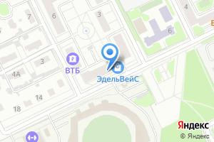 Компания «Спорткульттовары» на карте