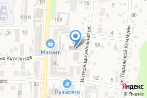 Компания «Красный Кенгуру» на карте