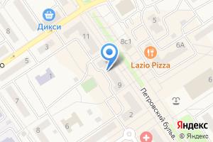 Компания «Кладовая посуды» на карте