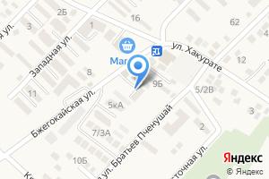 Компания «Строящийся жилой дом по ул. Западная (Новая Адыгея)» на карте