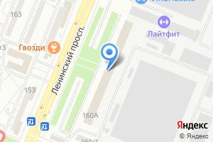 Компания «Промликвидация» на карте