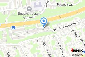 Компания «CleanOffice» на карте