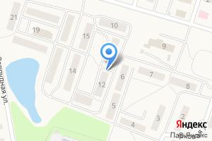 Компания «Строящийся жилой дом по ул. Парковая (Щедрино)» на карте