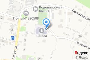 Компания «Новоселковская основная общеобразовательная школа» на карте