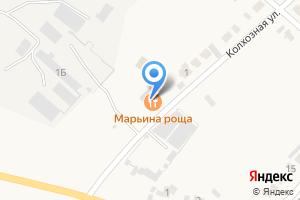 Компания «Банкетный зал Марьина роща» на карте