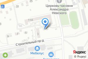 Компания «СУ-253» на карте