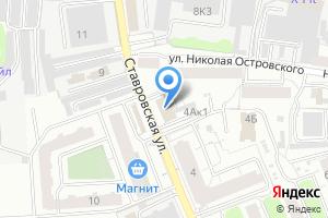 Компания «Мотомир» на карте