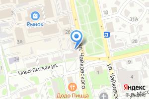 Компания «Форсаж Плюс» на карте