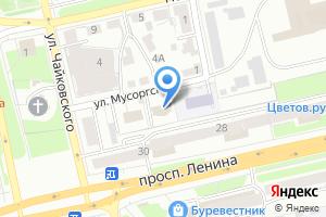 Компания «РГМ-Центр» на карте