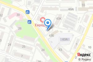 Компания «РГМ-Центр, ЗАО» на карте