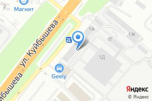 Компания «ТЭЛС» на карте