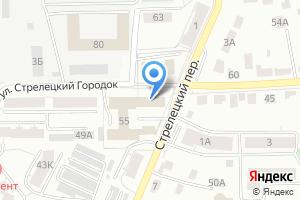 Компания «Военный комиссариат Владимирской области» на карте