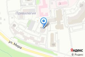 Компания «Стиль дент» на карте