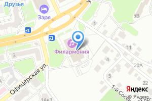 Компания «Владимирская областная филармония» на карте