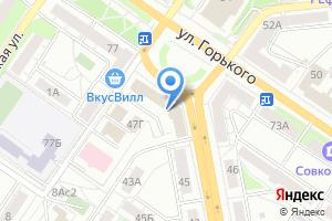 Компания «Многофункциональный центр предоставления государственных и муниципальных услуг и сопровождения муниципальных реестров» на карте