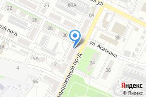 Компания «СЦ Перспектива плюс» на карте