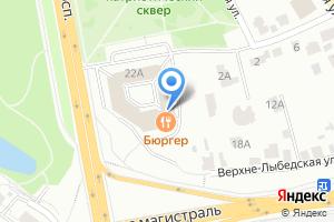 Компания «Следственное управление Следственного комитета РФ по Владимирской области» на карте