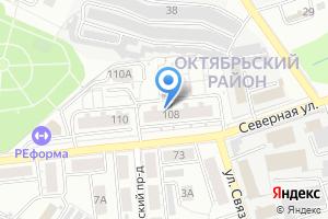 Компания «Интермед Сервис» на карте