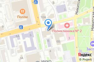 Компания «Кофейный Мир» на карте