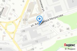 Компания «Оптовая компания» на карте