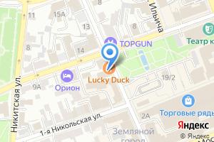 Компания «КИТ студия» на карте