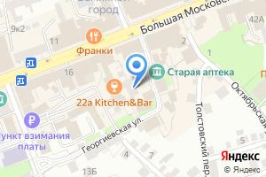 Компания «Центр классической музыки» на карте