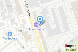 Компания «Оптима» на карте