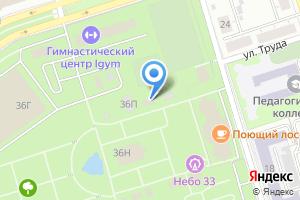 Компания «Центральный парк культуры и отдыха г. Владимира» на карте