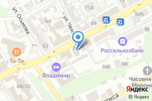 Компания «Ремпуть» на карте