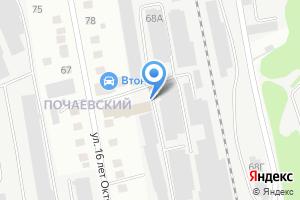 Компания «Попов моторспортс» на карте