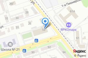 Компания «Русский экстрим» на карте
