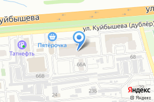 Компания «КРАСКА-33» на карте