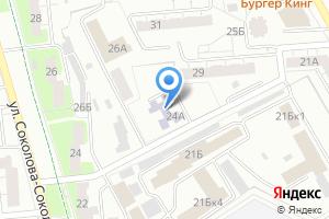 Компания «Владимирский детский дом им. К. Либкнехта» на карте