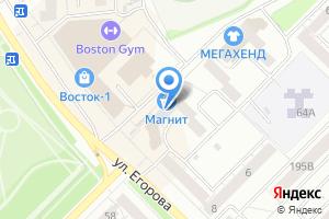 Компания «Рост-Сервис» на карте