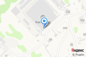 Компания «Hame foods» на карте