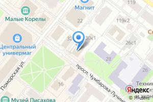 Компания «Декоратор» на карте