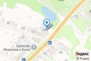 Компания «Автомиг» на карте