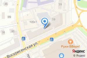 Компания «Доктор Вет» на карте